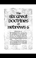 The Six Great Doctrines of Hebrews Six